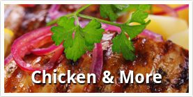 Chicken & More Fundraiser