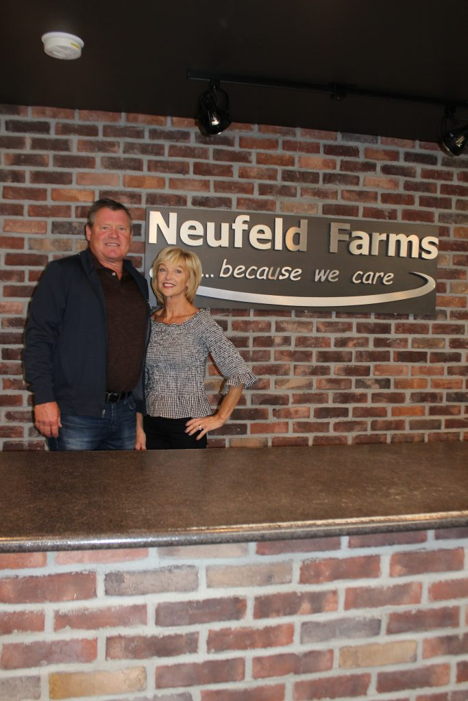 Dan and Audrey Neufeld