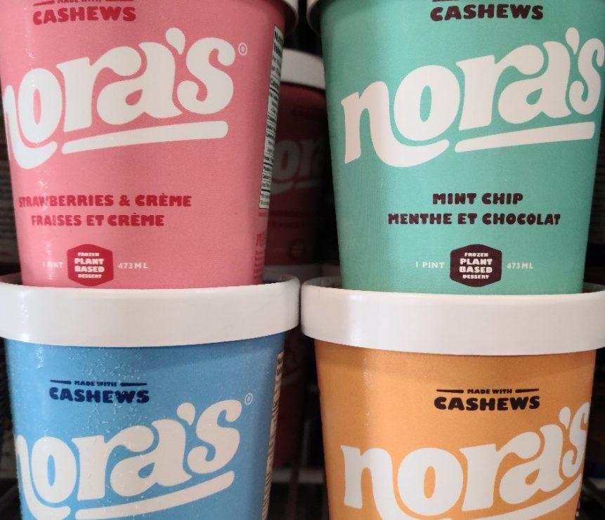 Noras Ice cream resizes